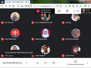 Yale Communication Gelar Silahturahmi Blogger Se Indonesia Tahun 2021