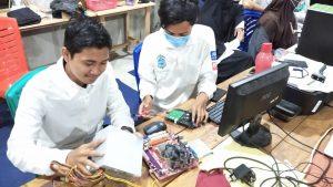 Yale Communication Menjadi LSP di Kalimantan Barat