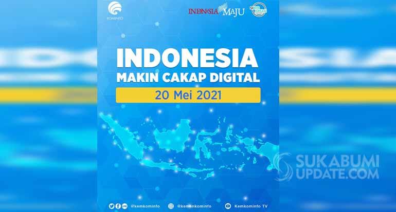 Relawan TIK Kalbar Mensukseskan Acara Indonesia Makin Cakap Digital